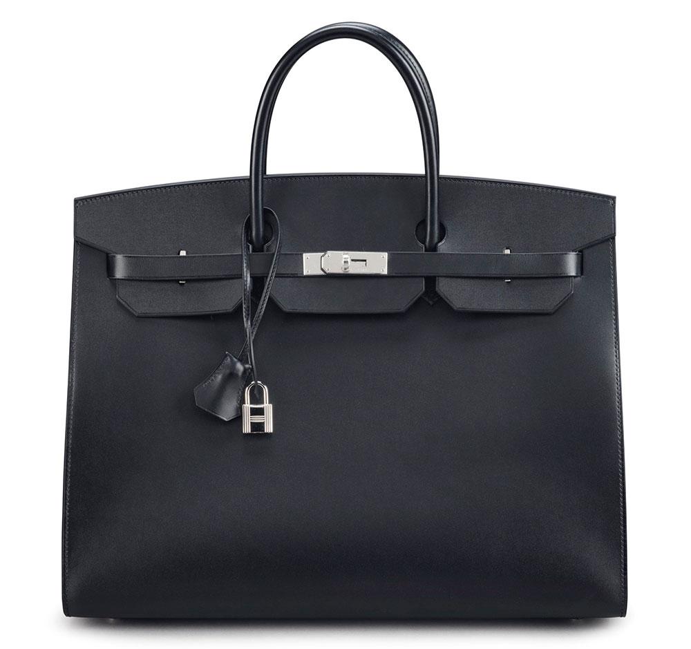 hermes-birkin-limited-edition-matte-black-vache-hunter-sellier-40cm
