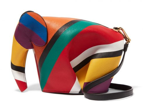Love It or Leave It: The Loewe Elephant Shoulder Bag
