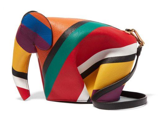 Love It or Leave It: The Loewe Elephant Shoulder Bag