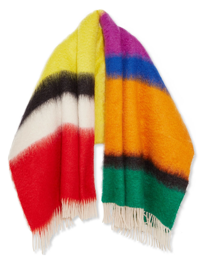 loewe-oversized-mohair-and-wool-blend-scarf
