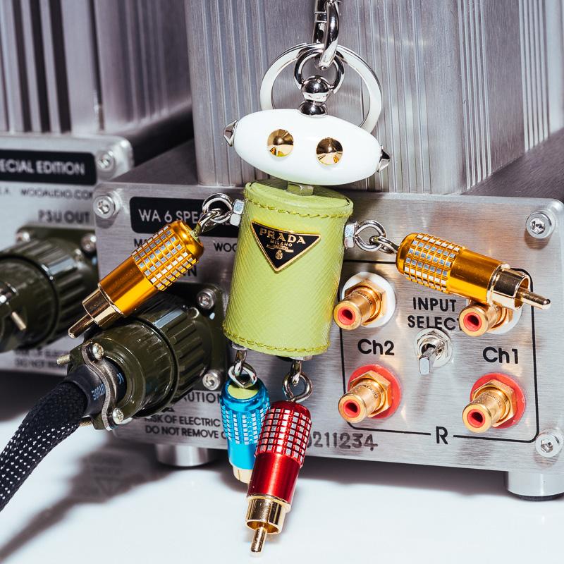 Prada Robot Trick