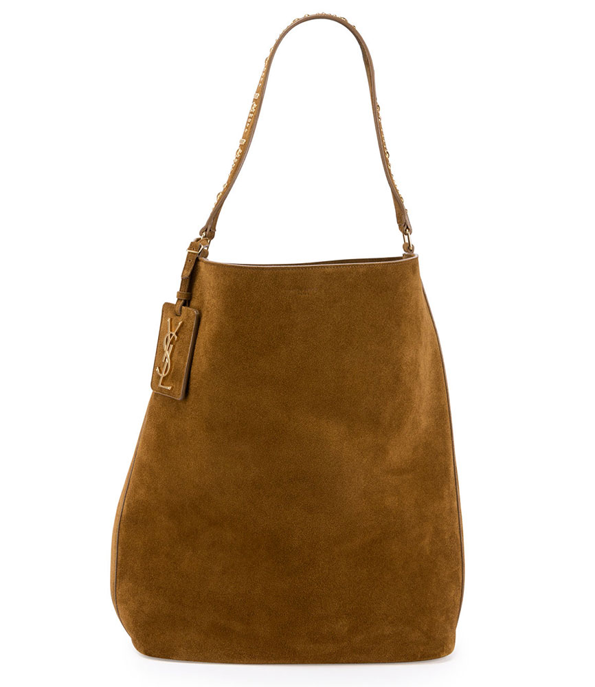 saint-laurent-suede-strap-hobo