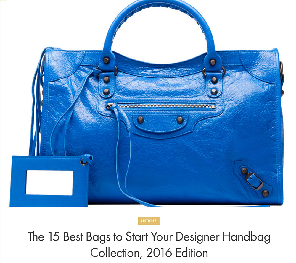 The 15 Best Bags to Start Your Designer Handbag Collection d63a170c29281