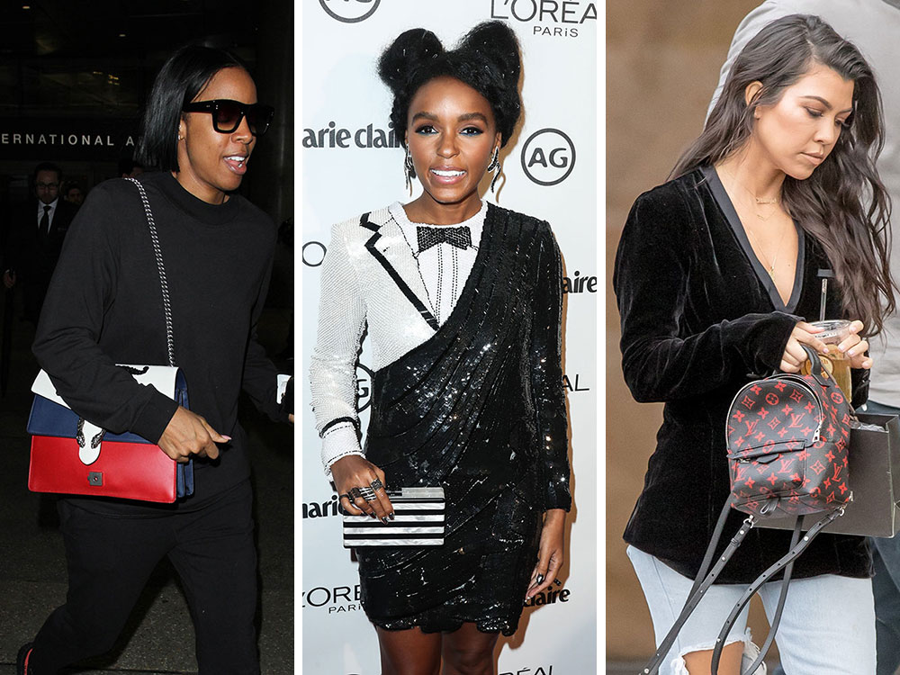 e7dd21e85a3 Celebs Carry Clutches   Other Fab Bag Styles from Judith Leiber ...