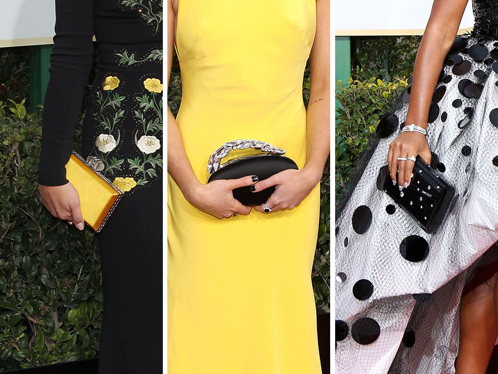 2ff2affdd0df The 21 Best Red Carpet Bags from the 2017 Golden Globe Awards ...