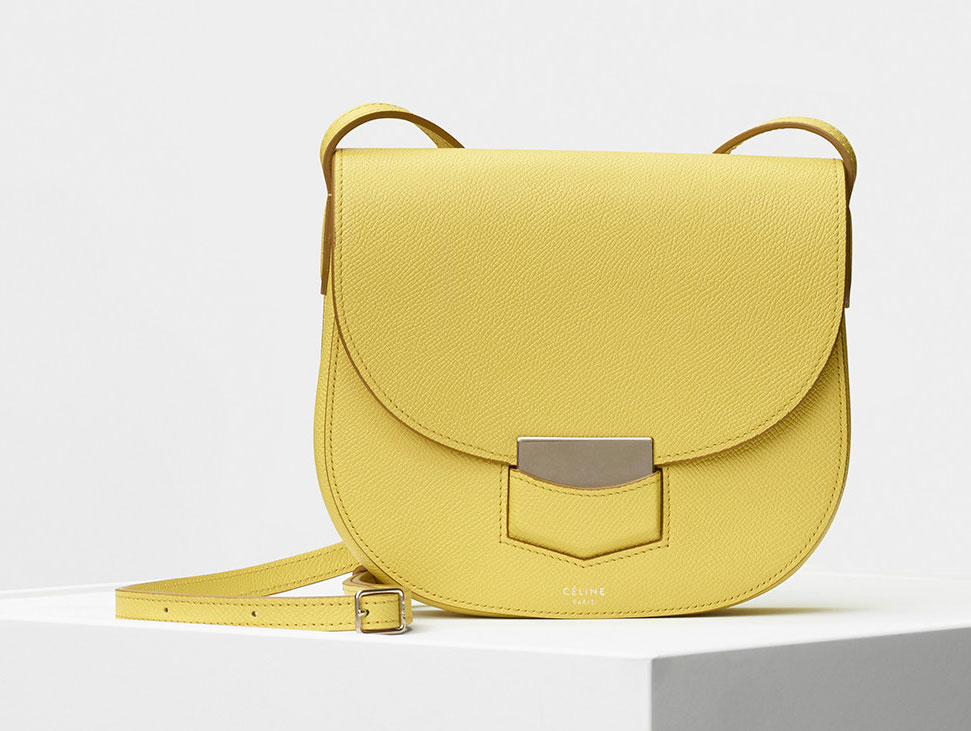 737a8bf491da In Praise of the Céline Trotteur Bag - PurseBlog