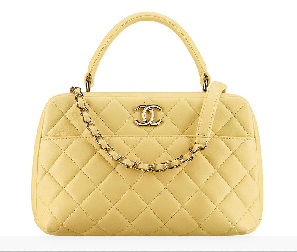 Chanel Releases Its Biggest Lookbook Ever for Pre-Collection Spring ... 96d7977af4