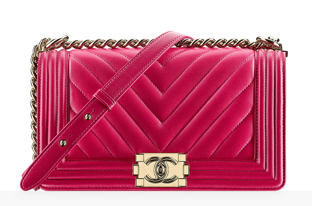 Chanel Boy Bag 4 700