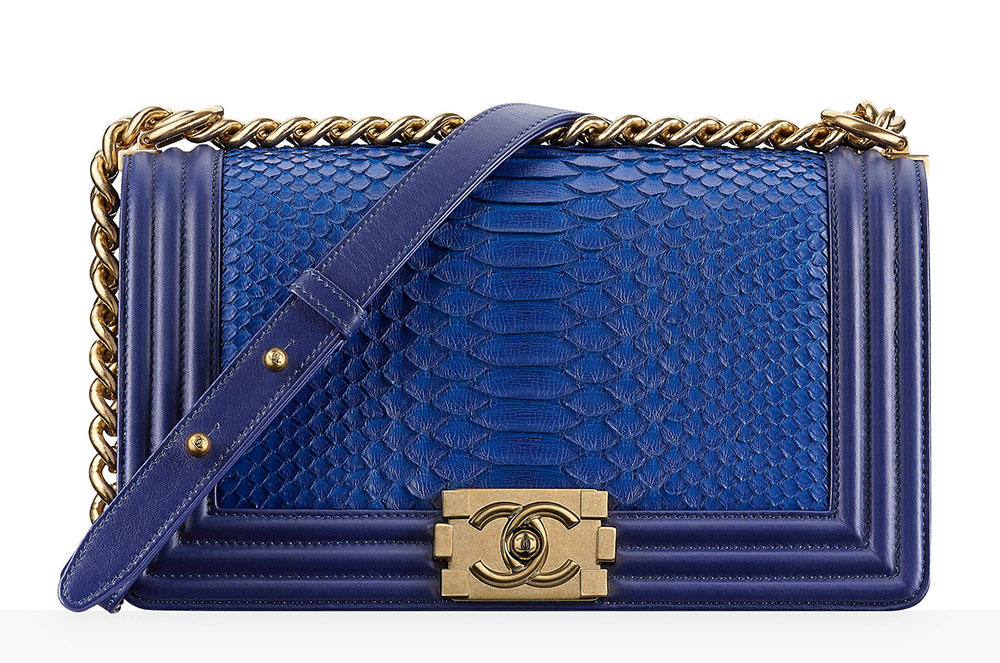 Chanel Releases Its Biggest Lookbook Ever for Pre-Collection Spring ... 82d5000345cd4