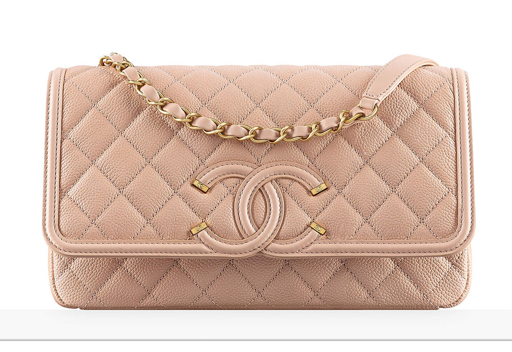 Chanel Releases Its Biggest Lookbook Ever for Pre-Collection Spring ... f8d936e325802