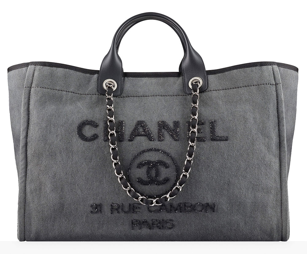 8a78aa04d613d5 Chanel Releases Its Biggest Lookbook Ever for Pre-Collection Spring ...
