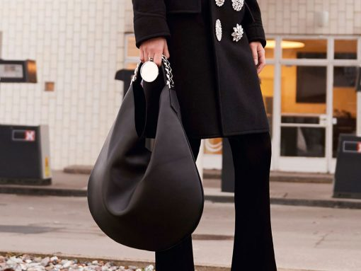 Givenchy Sticks with the Horizon Bag and Adds a New Hobo for Pre-Fall 2017