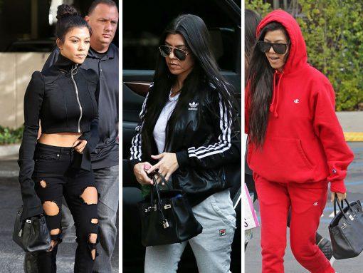 Just Can't Get Enough: Kourtney Kardashian and Her Hermès Birkin 25cm