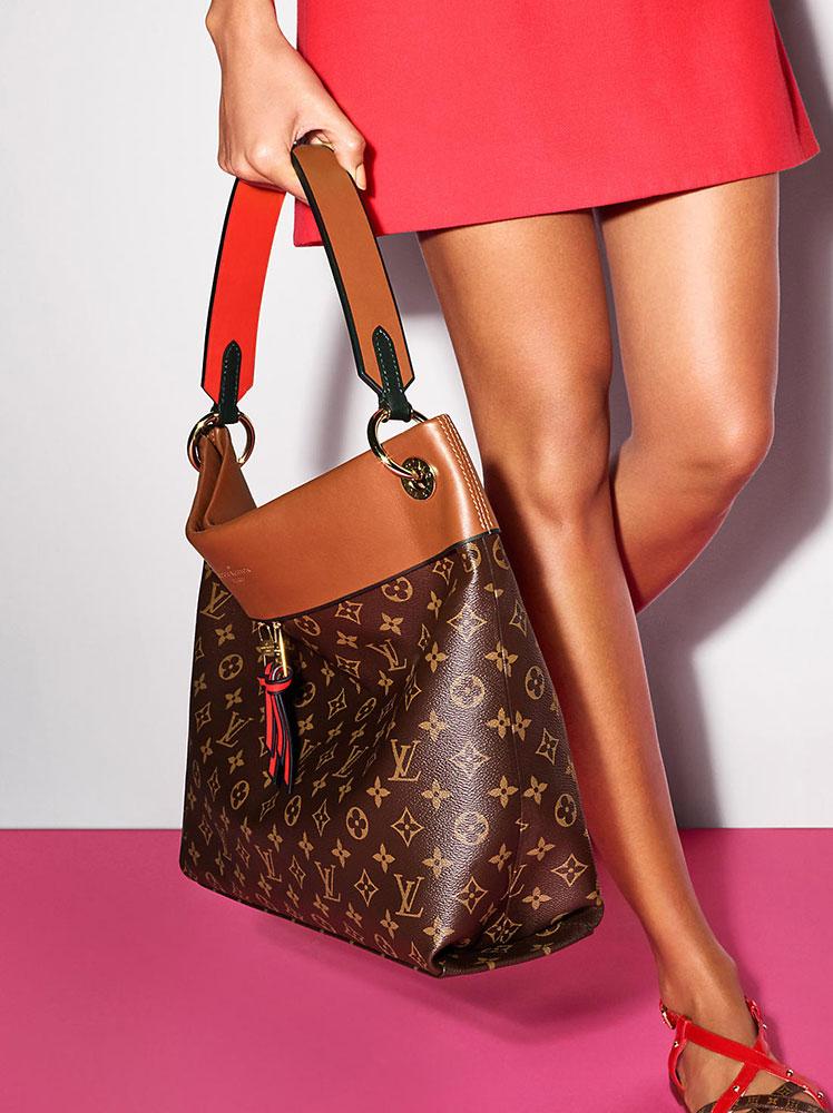 Introducing the Louis Vuitton Monogram Colors - PurseBlog 124c79d683