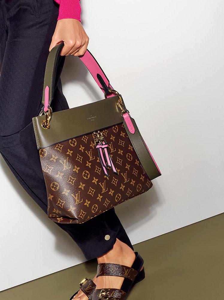 Introducing The Louis Vuitton Monogram Colors