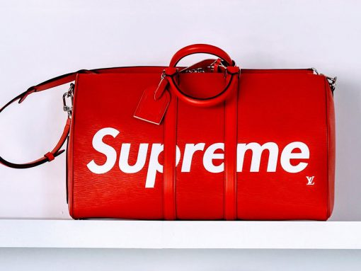 7bbc06968eac Louis Vuitton Teams Up With Supreme for Fall 2017 Men s Bags and  Accessories That are Sure to Sell Out