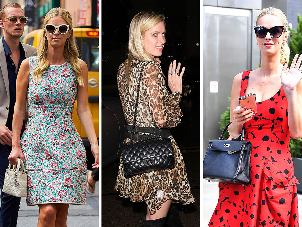958354584569 In Praise of Nicky Hilton s Most Excellent Post-Baby Bag Game ...