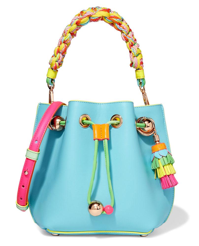 Sophia Webster Romy Mini Bucket Bag