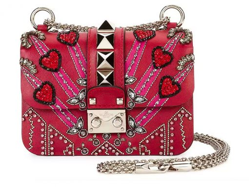 Just in Time for Valentine's Day, Heart-Motif Bags are Popping Up Everywhere