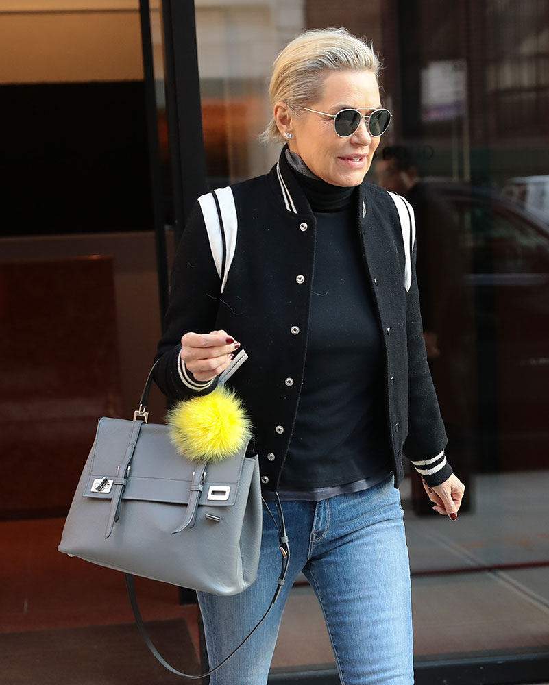 Today S Celeb Bag Picks Run The Gamut From Micro Fendis To