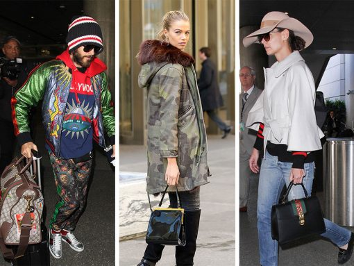 Gucci is the Overwhelming Celeb Fave This Week, but Seriously, Who are Some of These People?