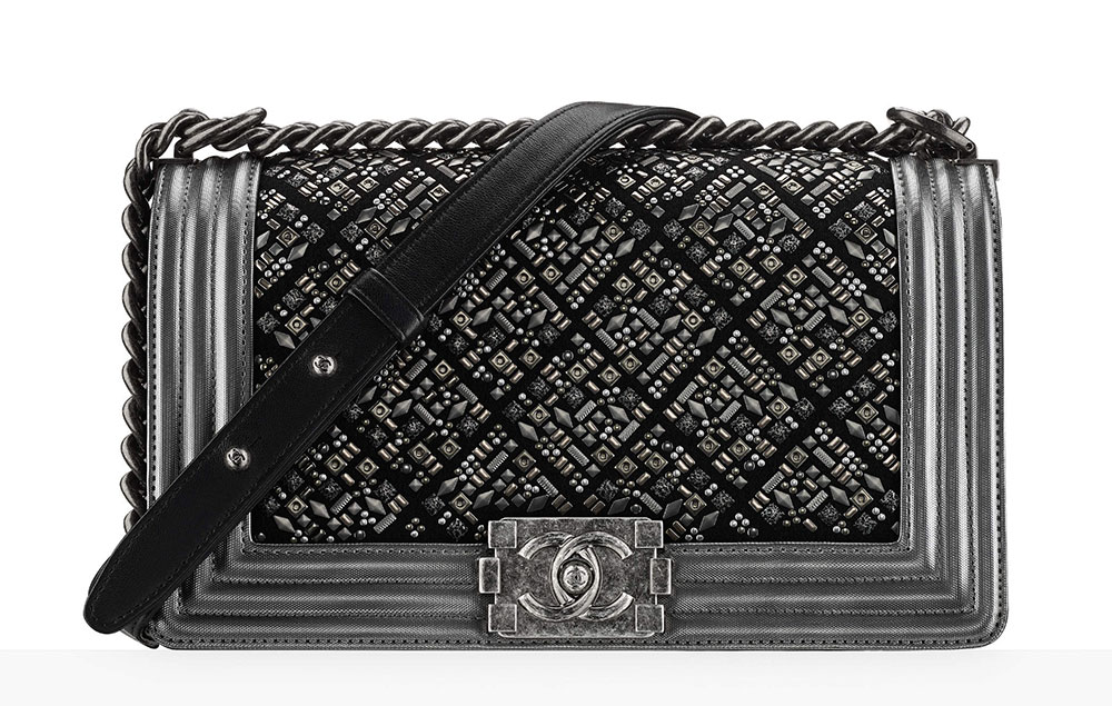 cef4dcb3b8937d Check Out 92 of Chanel's Spring 2017 Bag Pics + Prices, Including ...