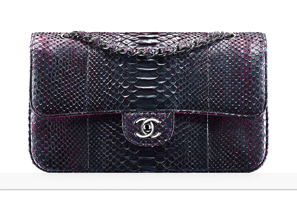 bc620667e715ba Check Out 92 of Chanel's Spring 2017 Bag Pics + Prices, Including ...