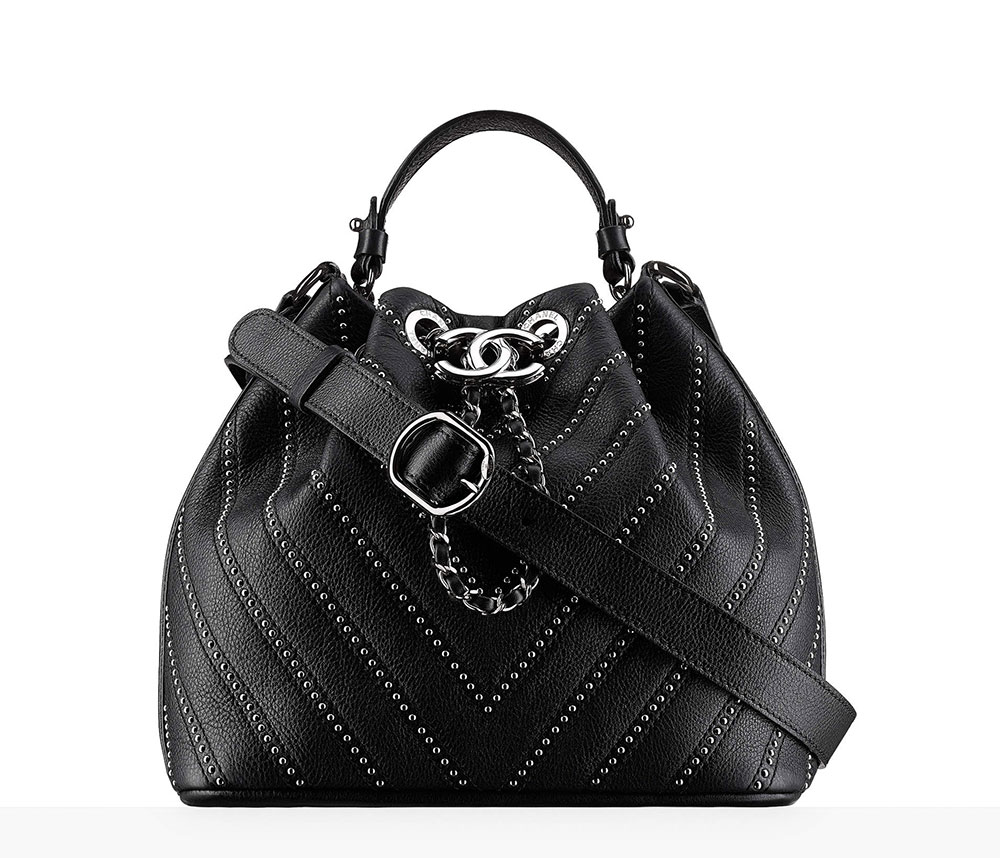 Check Out 92 of Chanel s Spring 2017 Bag Pics + Prices a151932759ba6