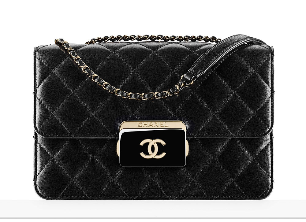 Check Out 92 of Chanel s Spring 2017 Bag Pics + Prices, Including ... 6b2e64feea