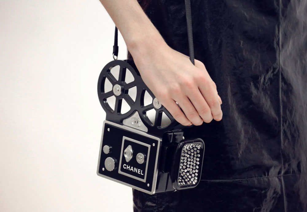 A Short History Of Chanel S Wild Wonderful Extremely Expensive Novelty Clutches Purseblog