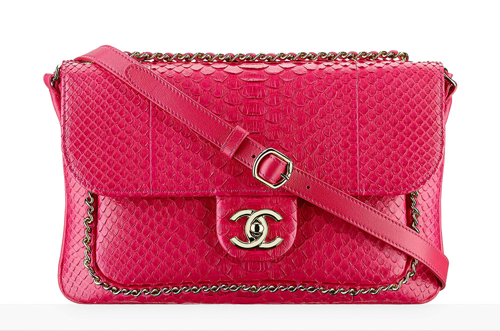 2b9b63bae2e9 Check Out 92 of Chanel s Spring 2017 Bag Pics + Prices