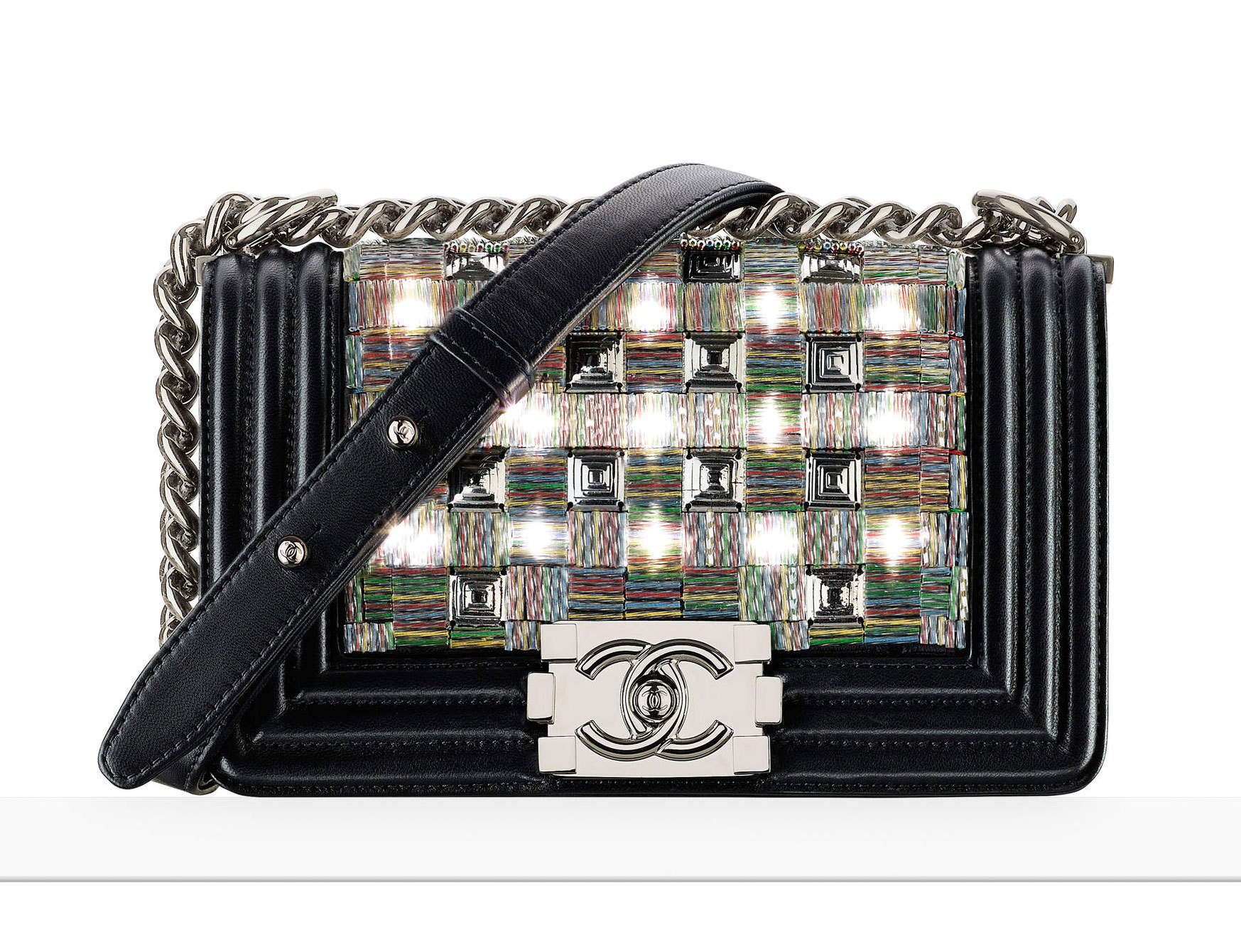 7f46ca419d7f Check Out 92 of Chanel s Spring 2017 Bag Pics + Prices