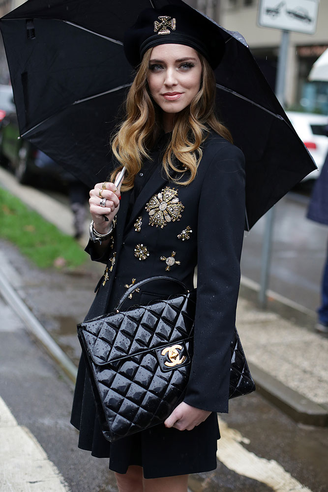 The Many Bags Of Chiara Ferragni Purseblog
