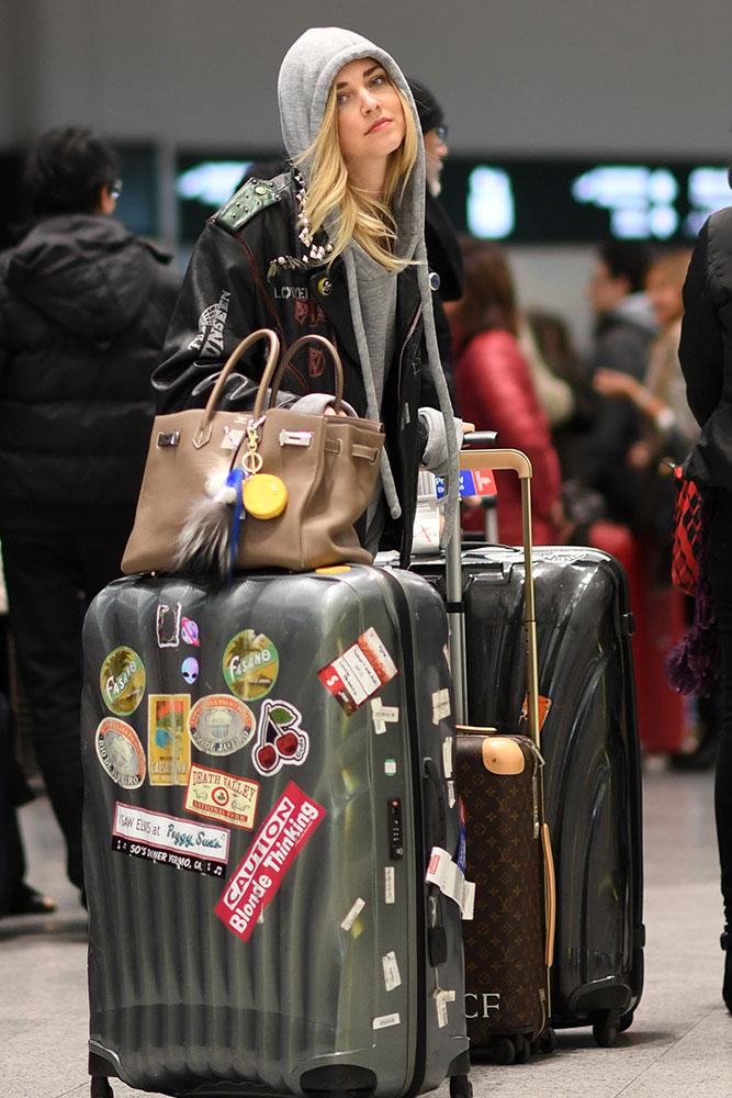 The Many Bags Of Chiara Ferragni