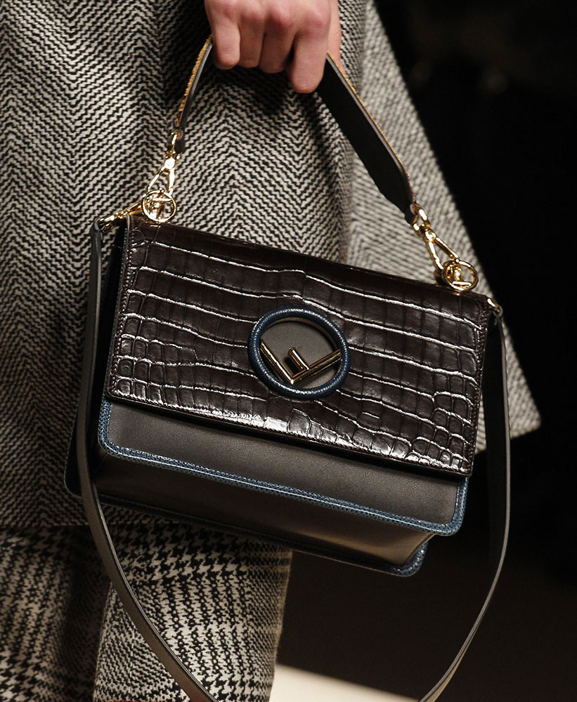 Fendi Debuts New Logo Hardware and Tons of New Bags for Fall 2017 ...