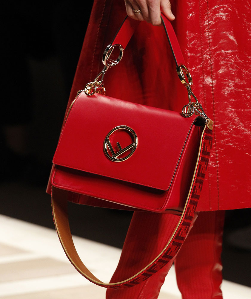Fendi Debuts New Logo Hardware And Tons Of New Bags For