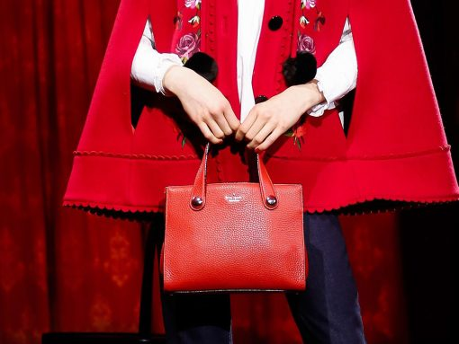 Kate Spade Reins Things in for Simple, Sophisticated Fall 2017 Bags