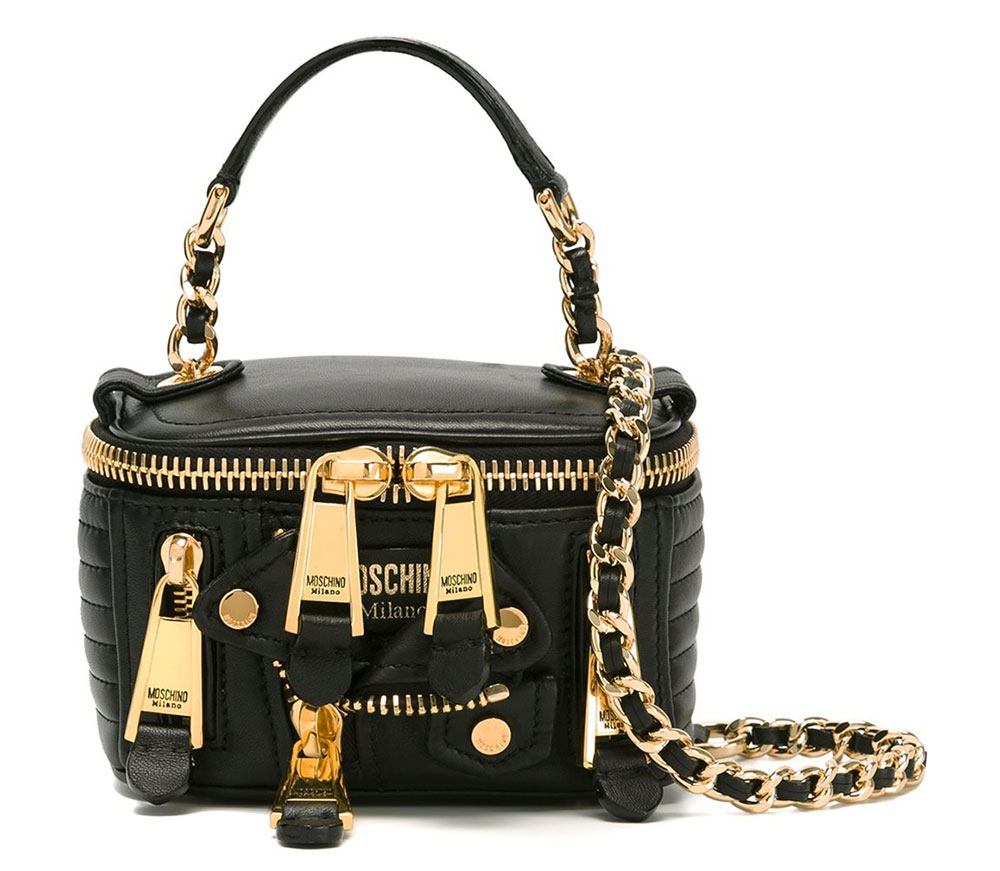 Buy Rebecca Minkoff Mini 5-Zip Convertible Cross-Body Bag, Black, One Size and other Cross-Body Bags at dopefurien.ga Our wide selection is eligible for free shipping and free returns.