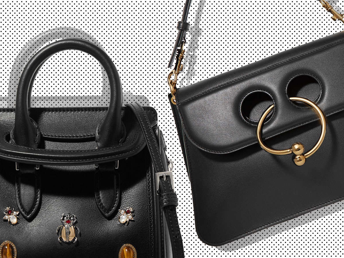 The 20 Best Black Bags from Designers We Don t Write About Often ... bd17ac0a2564a