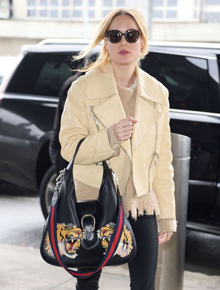 Celebs Travel By Train Amp Plane All Over The Us And Europe With Bags From Louis Vuitton Amp Gucci