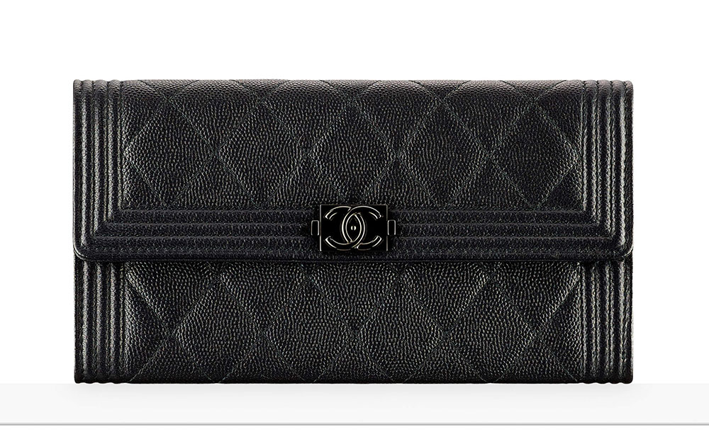 135e3fc9ec42 45 Pics + Prices of Chanel's Spring 2017 Wallets, WOCs and ...