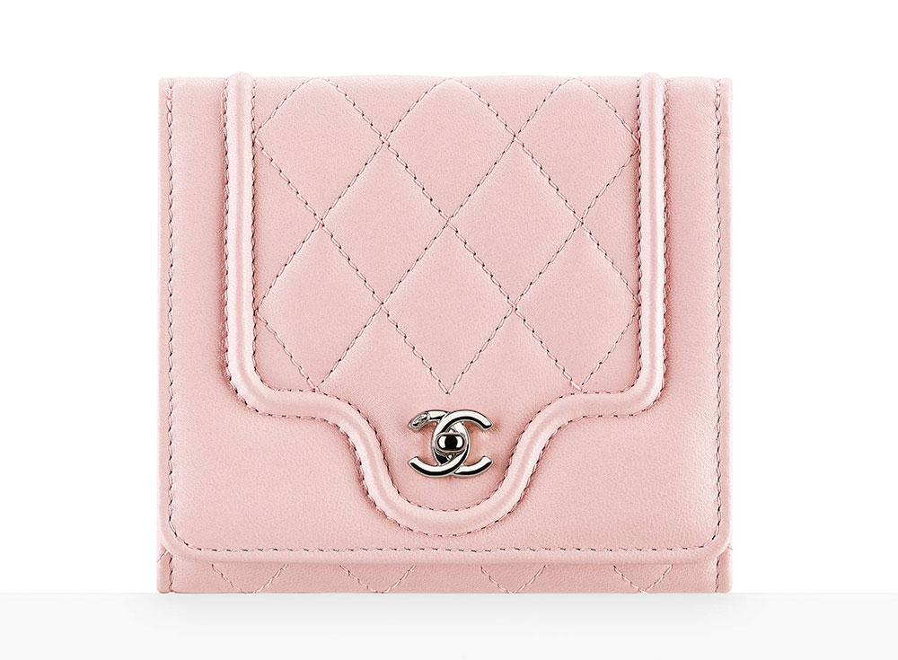 48f62fee04ec 45 Pics + Prices of Chanel's Spring 2017 Wallets, WOCs and ...