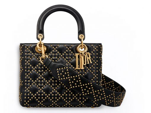 6ec405e2ad8e Just Can t Get Enough  Rihanna and Her Dior Saddle Bag. The face of Dior  has a new Dior favorite. By Emily Anderson · 17 · lazy placeholder