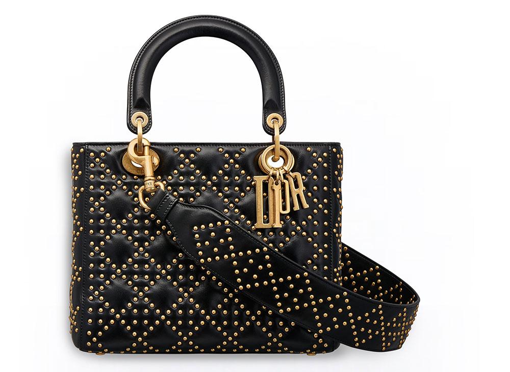 72c7d717e99b Dior Supple Lady Dior Bag in Calfskin