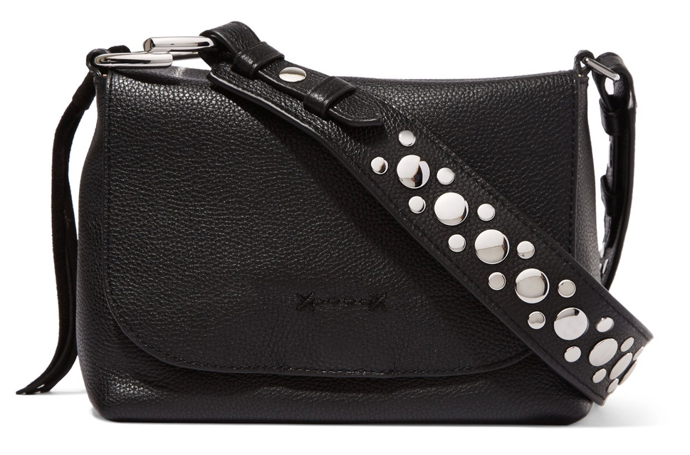 Elizabeth and James Finley Studded Shoulder Bag