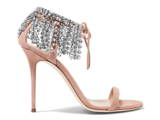 The 20 Most Beautiful Designer Wedding Shoes for Spring 2017 Brides