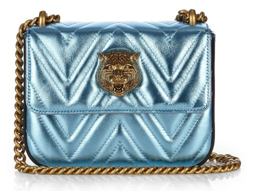 25 Beautiful Metallic Bags to Get You Into Spring 2017's Most Under-Hyped Bag Trend