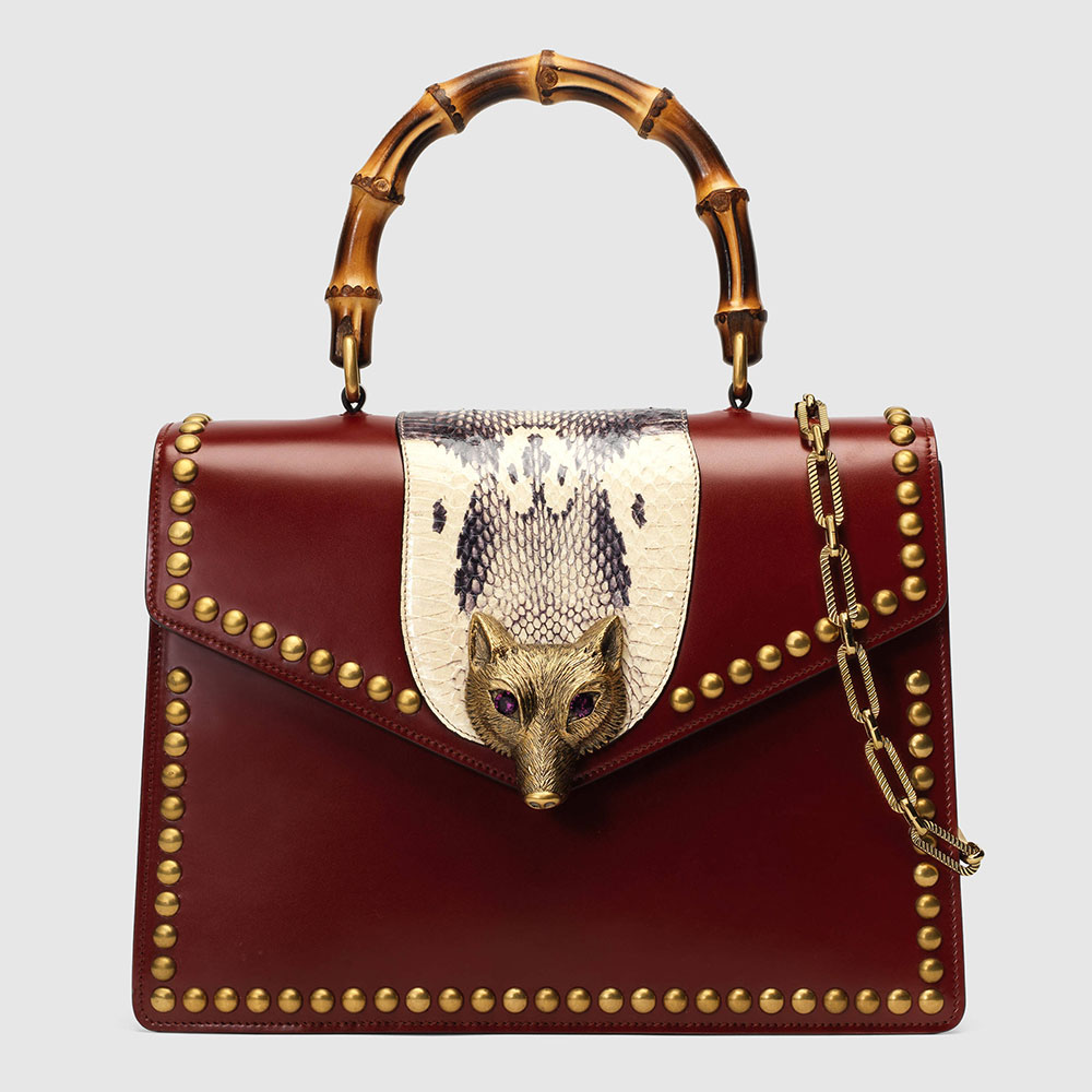 2078287faccc Gucci's Wild, Wonderful Spring 2017 Bags are Now Available-Check Out ...
