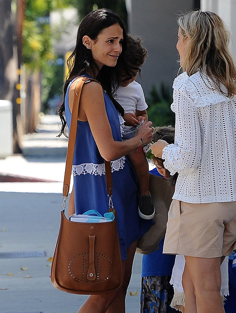 just cant get enough jordana brewster and her herm232s