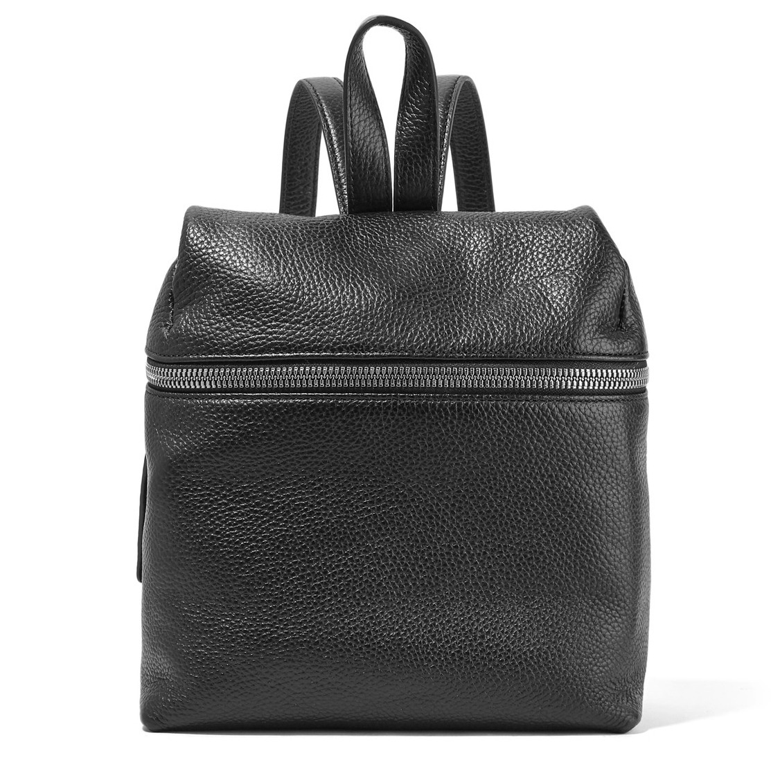 Kara Small Leather Backpack